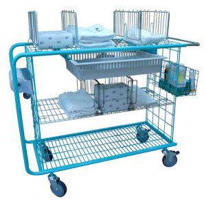 chariot de change nursing