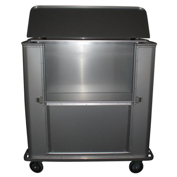 conteneur à déchets ergonomique
