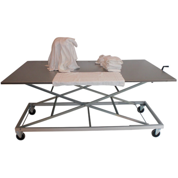table ergonomique economique en inox